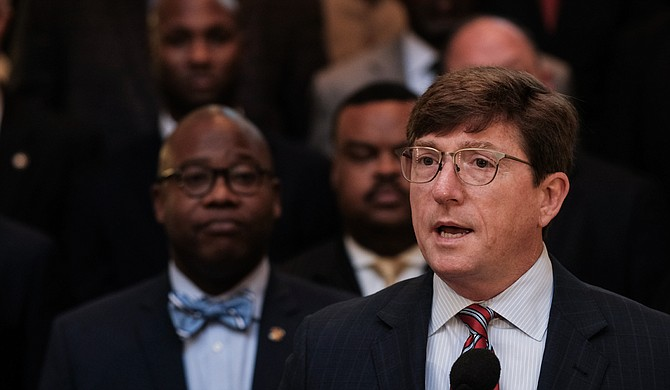 Democratic House Minority Leader Rep. David Baria, D-Bay St. Louis, said 16 House Democrats withdrew their support for a state lottery bill after his amendment diverting $12 million in lottery revenue to a school-supply fund was scrapped in conference.