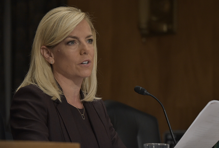"""Today, legal loopholes significantly hinder the department's ability to appropriately detain and promptly remove family units that have no legal basis to remain in the country,"" Homeland Security Secretary Kirstjen Nielsen said. ""This rule addresses one of the primary pull factors for illegal immigration and allows the federal government to enforce immigration laws as passed by Congress."""