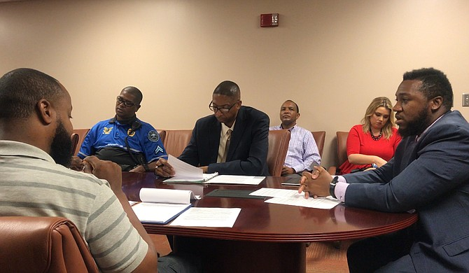 Jackson's officer-involved shooting task force, chaired by attorney CJ Lawrence, wrapped up on Sept. 6, recommending officers' names be released within 72 hours of an incident.