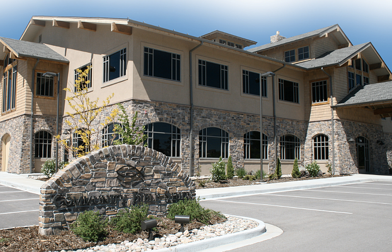 CBS, just hours after The New Yorker magazine posted a story Sunday with a second round of ugly accusations against Moonves, said that the company's chairman would step down. Pictured is CBS' headquarters in Colorado.