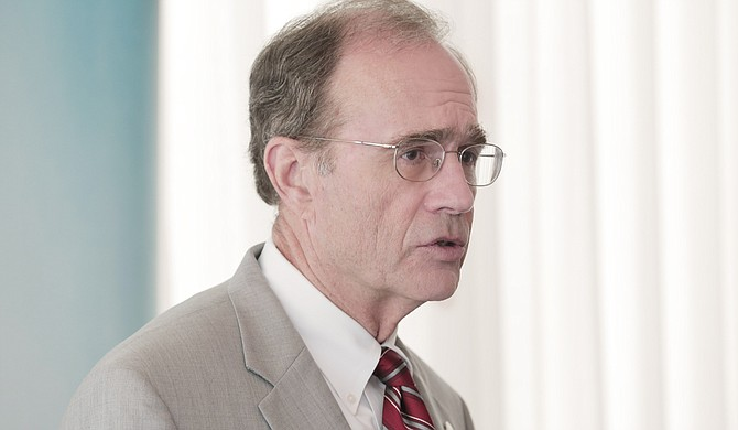 In their role as state election commissioners, Republican Gov. Phil Bryant, Democratic Attorney General Jim Hood and Republican Secretary of State Delbert Hosemann (pictured) unanimously approved a sample ballot Monday.