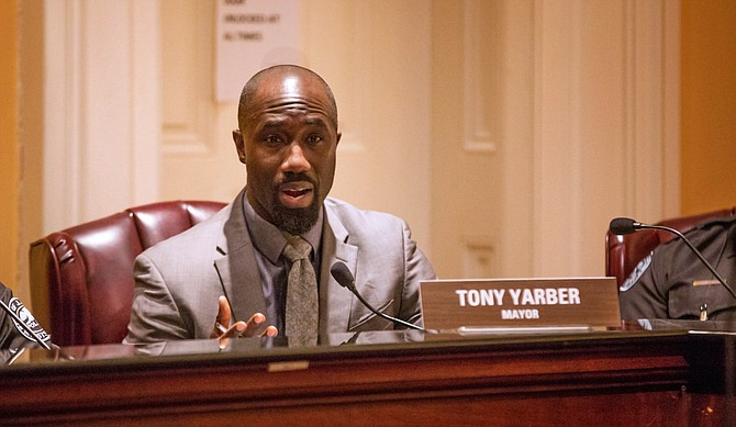 The Jackson City Council voted unanimously on Sept. 11, 2018, to settle a sexual-harassment lawsuit, in which former Mayor Tony Yarber (pictured) was a named party, for up to $35,000.