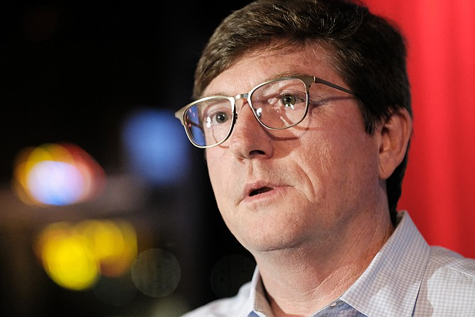 On Tuesday, Sept. 18, Democratic U.S. Senate nominee David Baria announced dates and locations for 12 candidate forums, where he will take questions from voters. he invited incumbent Republican U.S. Sen. Roger Wicker, whom Baria is challenging in the national midterms on Nov. 6, to join him at the forums.