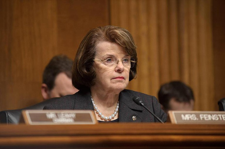 """The Republican strategy is no longer 'attack the victim.' It is to ignore the victim,"" said Dianne Feinstein on Brett Kavanaugh's potential nomination to the U.S. Supreme Court. courtesy feinstein.senate.gov"