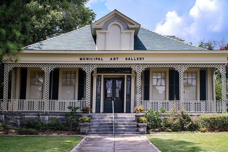 In 1926, the Mississippi Art Association, the forerunner to the Mississippi Museum of Art, began using the Gale family home at 839 N. State St. as a place for art exhibitions. These days, it goes by another name: the Municipal Art Gallery.