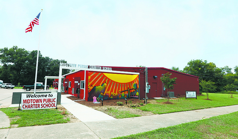 Mississippi now has four charter schools in Jackson, including Midtown Public Charter School (pictured) and one in Clarksdale.