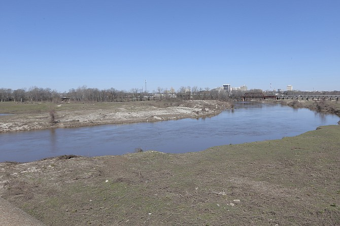 """A U.S. Senate bill that currently awaits President Donald Trump's signature could have major ramifications for the """"One Lake"""" development and flood-control project along the Pearl River in Jackson."""