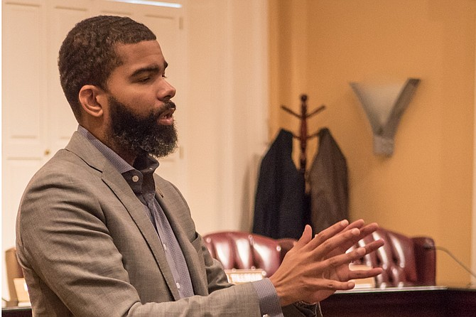 "Mayor Chokwe Antar Lumumba said that the Mississippi Bureau of Investigation's October decision to stop investigating officer-involved shootings in Jackson is ""political."""