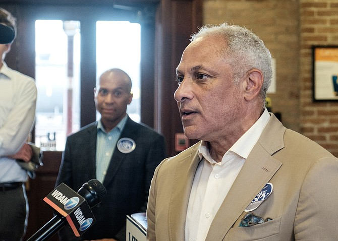 "Democratic U.S. Senate candidate Mike Espy defended supporters of Republican opponent Chris McDaniel after incumbent Sen. Cindy Hyde-Smith's communications director described their behavior as ""horrific."""