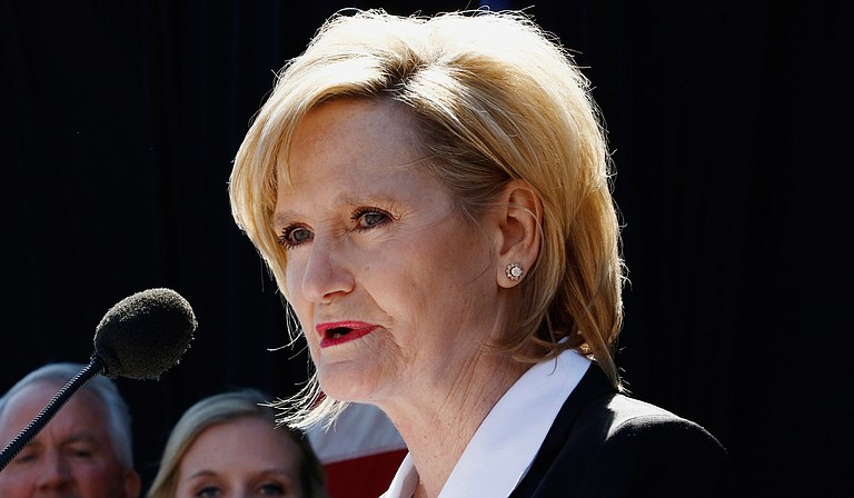Cindy Hyde-Smith was in her second term as state agriculture commissioner when Republican Gov. Phil Bryant appointed her to temporarily succeed Republican Sen. Thad Cochran after the longtime lawmaker retired amid health concerns in April. Photo courtesy Rogelio Solis/AP
