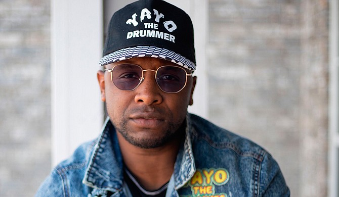 "Jackson-native percussionist Matthew Mayberry has made a career as a percussionist for hip-hop artists such as Lil Wayne and is currently working on a solo release titled ""The Rhythm Wars Project."" Photo courtesy Shots on Taylor"