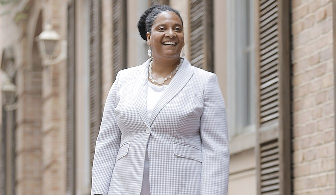 Velesha P. Williams announced that she is running for the Democratic nomination for governor in 2019.