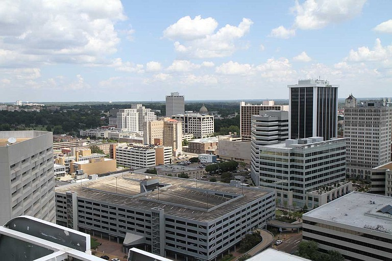 Jackson is one big city. The people within it each have their own cities, and all connect to form one great large city.