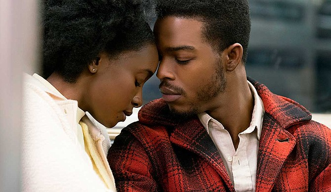 """If Beale Street Could Talk,"" based on the James Baldwin novel of the same name, stars Stephan James 