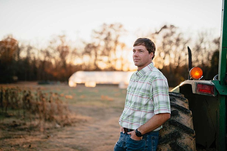 Age: 35; Hometown: Hernando; Faith: Baptist; Alma Mater: University of Mississippi; Spouse: Heather Foster; Children: Libby, Hayes Photo courtesy Robert Foster Campaign