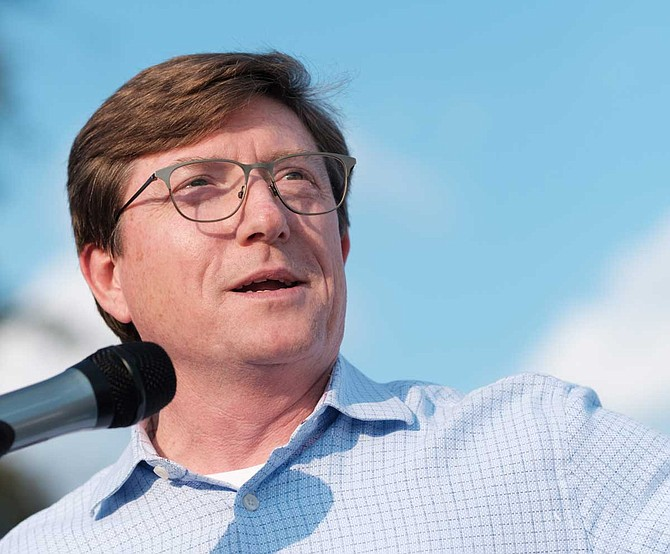 Mississippi House Minority Leader David Baria, a Bay St. Louis Democrat, announced Friday he will not seek re-election to his District 122 seat. photo by Ashton Pittman