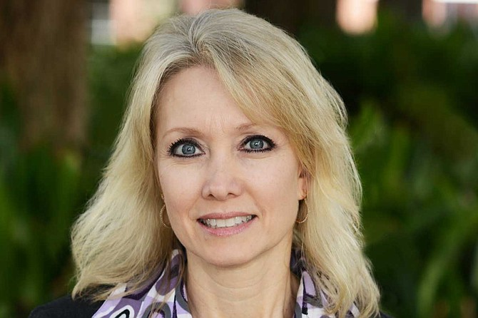 In January 2019, Belhaven University named adjunct professor Sherry Overby as the new director of human resources and payroll. photo courtesy Belhaven University