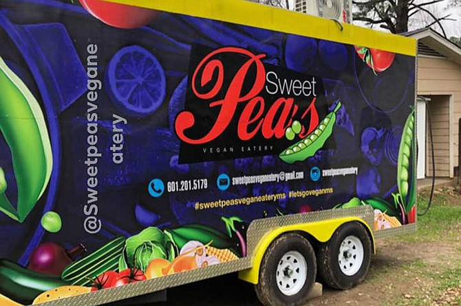 """Sweet Peas Vegan Eatery will feature an entirely plant-based menu with no meat, eggs or dairy. Menu items will include vegan burgers, rice bowls, cauliflower hot wings, vegan nachos, salads and a """"kale power bowl"""" made with kale, quinoa, corn, black beans, sweet potatoes and chipotle sauce. Photo courtesy Sweet Peas Vegan Eatery"""