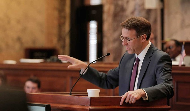 Senate Education Committee Chairman Gray Tollison says the teacher pay increase is expected to cost about $58 million.