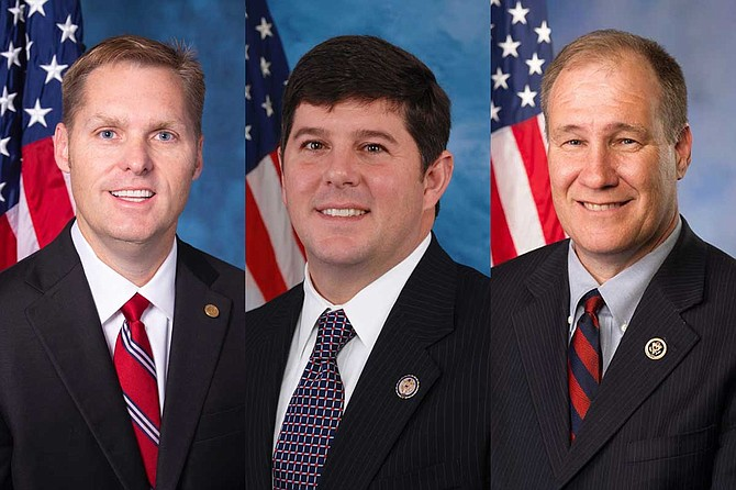 All three congressmen from Mississippi voted against the Equality Act, which would extend protections under the 1964 Civil Rights Act to LGBT people. Photo courtesy Mississippi Senate