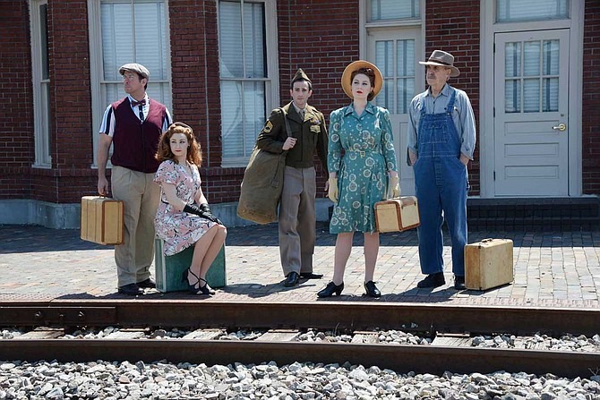 """New Stage Theatre will perform """"Bright Star"""" May 28-June 9. Photo by Greg Campbell"""