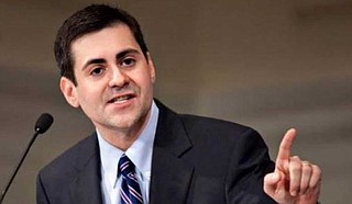 """""""For years, there were people who assumed (sexual) abuse was simply a Roman Catholic problem,"""" said the Rev. Russell Moore, who heads the Southern Baptist Church's public policy arm. """"I see that mentality dissipating."""" Photo courtesy Theology147/Wikipedia"""