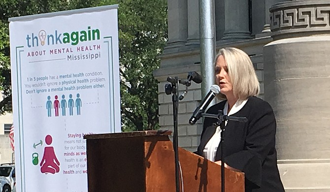 Mississippi Department of Mental Health Executive Director Diana Mikula said over time she hopes to see a decrease in demand at state hospitals as community-based services increase.