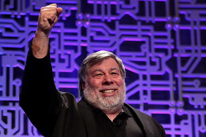 Belhaven University is partnering with Woz U, a computer coding school that Apple co-founder Steve Wozniak (pictured) launched in 2017, to offer an online computer-coding and software-development course at the university. Photo by Gage Skidmore