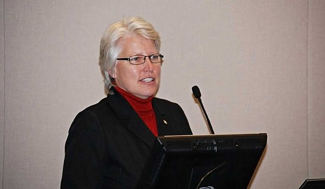 In her research, Susan Hrostowski found a lack of understanding or knowledge about HIV among Mississippians and state legislators and negative attitudes against people with HIV, a release from USM says. Photo courtesy USM
