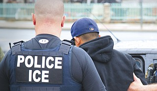 Photo courtesy Charles Reed/U.S. Immigration and Customs Enforcement via AP