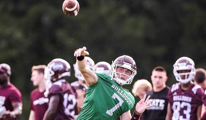 Tommy Stevens Photo courtesy MSU Athletics