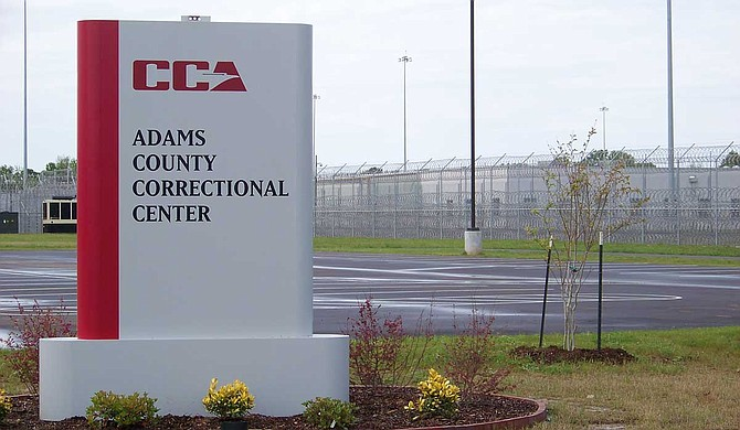 The Natchez Democrat reported that the Adams County Correctional Center, operated by CoreCivic, says the contract will add 50 jobs, and provide the county with about 50 cents per inmate per day, which could boost county revenue by $400,000 a year. Photo courtesy Adams County Correctional Center