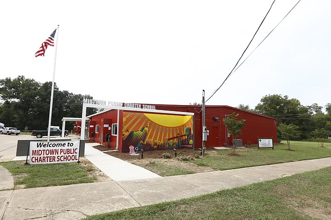 This academic year, Mississippi has six charter schools. Five are in Jackson, including Midtown Public Charter School (pictured), and one is in Clarksdale. Photo by Imani Khayyam