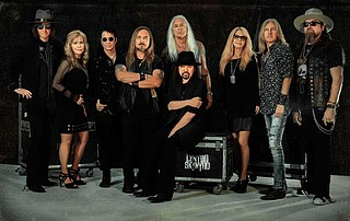 Lynyrd Skynyrd will perform at the Brandon Amphitheater on Friday, Sept. 27, starting at 6 p.m. Photo by Doltyn Snedden