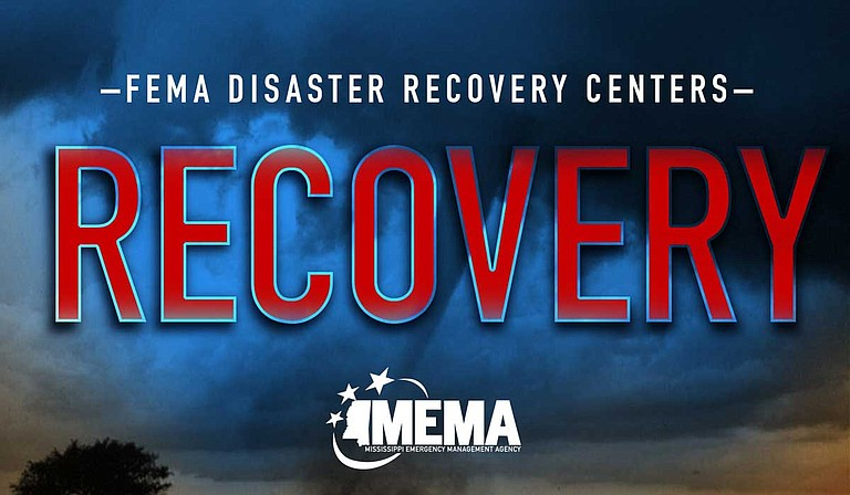 The Mississippi Emergency Management Agency says the centers are opening Friday at the East Columbus gym in Lowndes County and at Vicksburg Mall in Warren County. Operating hours are 9 a.m. to 6 p.m. Monday through Saturday. Photo courtesy MEMA