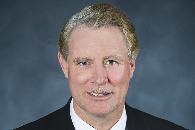 Glenn Boyce, Mississippi's former higher education commissioner, is the new chancellor of the University of Mississippi after the 12-member board cut the process short, drawing protests from students. Photo courtesy Institutions of Higher Learning.