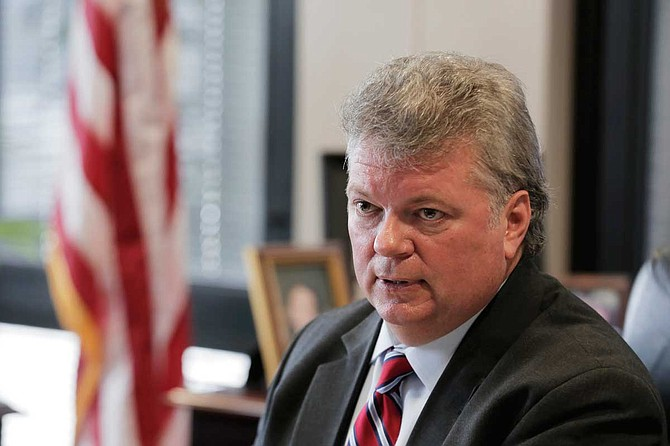 Mississippi Attorney General Jim Hood joined 47 other state attorney generals on Tuesday in a bipartisan investigation of Facebook's data and competitive practices. Photo by Imani Khayyam