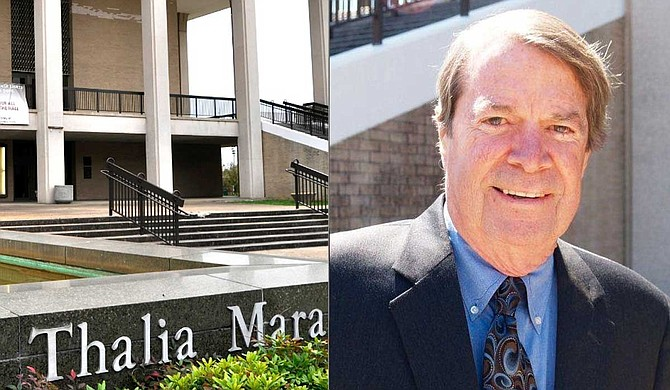 Michael Earl Raff served as director of cultural services for the City of Jackson, where he oversaw Thalia Mara Hall, the Smith Robertson Museum, the Mississippi Arts Center and the Municipal Art Center. Photo courtesy Jackson 2000