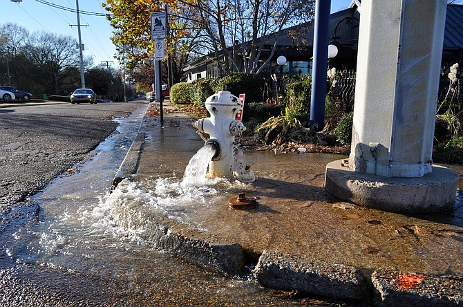 The Jackson Department of Public Works has identified over 100 sewer failures throughout the city. It will cost the City of Jackson around $5 million to fix half of them. Photo by Trip Burns.