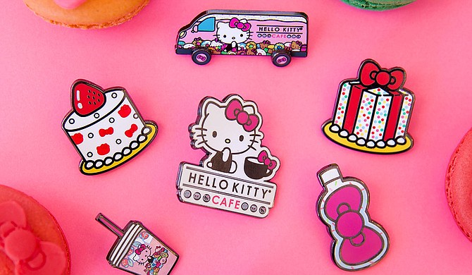 The Hello Kitty Cafe Truck, a traveling food truck that debuted in 2014, will come to the Jackson metro for the first time on Saturday, Nov. 23, from 10 a.m. to 8 p.m. at the Renaissance at Colony Park. Photo courtesy Hello Kitty Cafe Truck