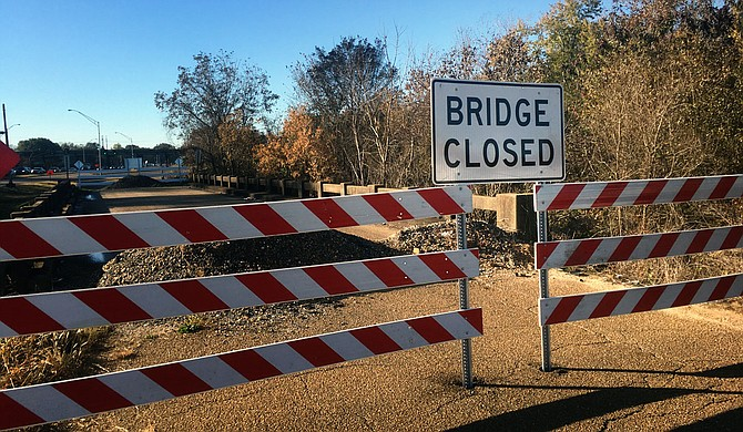 The incoming Hinds County Board of Supervisors could vote to halt previously approved road and bridge repairs. Photo by Kristin Brenemen.