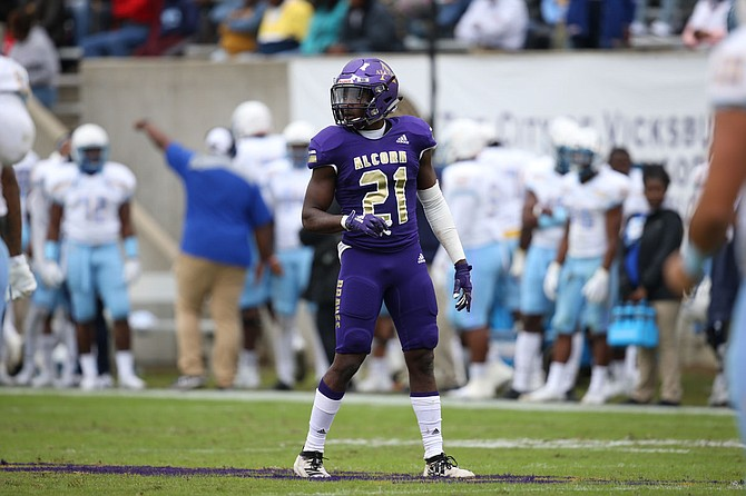Photo courtesy Alcorn Athletics