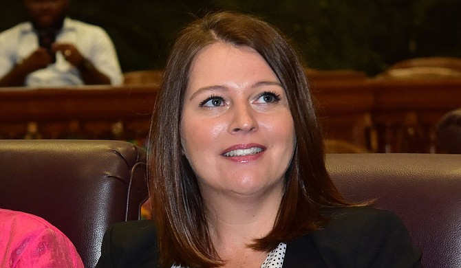 Jackson attorney Shanda Yates will take her seat as Mississippi House District 64's new Democratic representative after ousting 32-year incumbent Republican Bill Denny. Photo by Scott Crawford