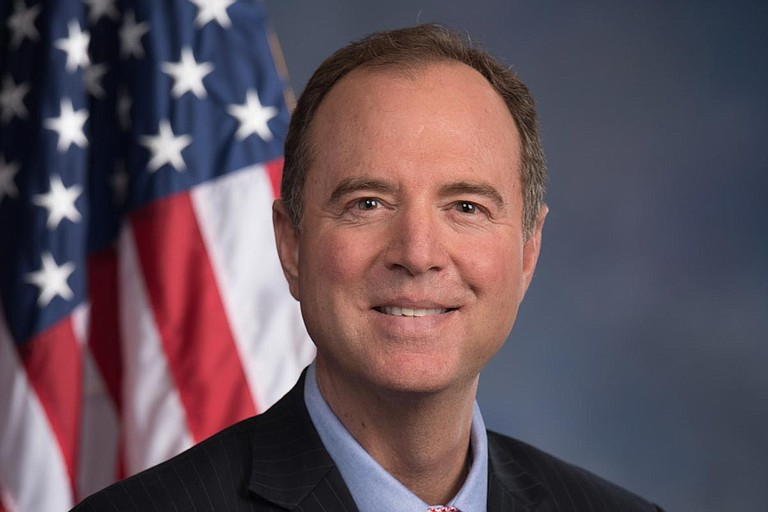 "The Democratic majority on the House Intelligence Committee says the report, compiled after weeks of testimony, will speak for itself in laying out what Chairman Adam Schiff, D-Calif., (pictured) called the evidence of ""wrongdoing and misconduct"" by the Republican president over his actions toward Ukraine. Photo courtesy U.S. House of Representatives"