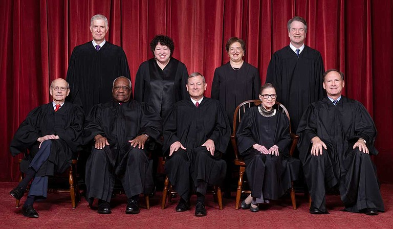 The Supreme Court is turning to gun rights for the first time in nearly a decade, even though those who brought the case, New York City gun owners, already have won changes to the regulation they challenged. Photo courtesy Fred Schilling/Collection of the Supreme Court of the United States