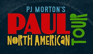 Music artist PJ Morton visits Jackson as part of his North American tour. Courtesy web.