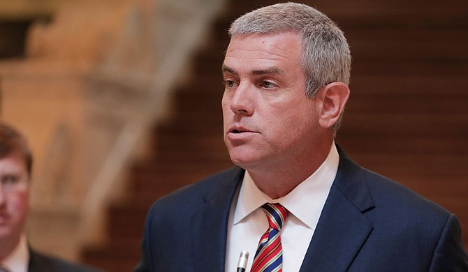 Mississippi House Speaker Philip Gunn, R-Miss., will be the national board chairman for the American Legislative Exchange Council. Courtesy web.