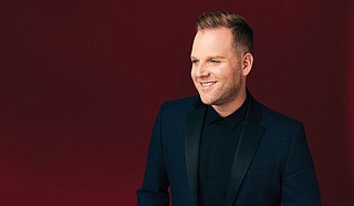 Contemporary Christian music artist Matthew West headlines for the 2019 K-Love Christmas Tour. Photo courtesy Matthew West