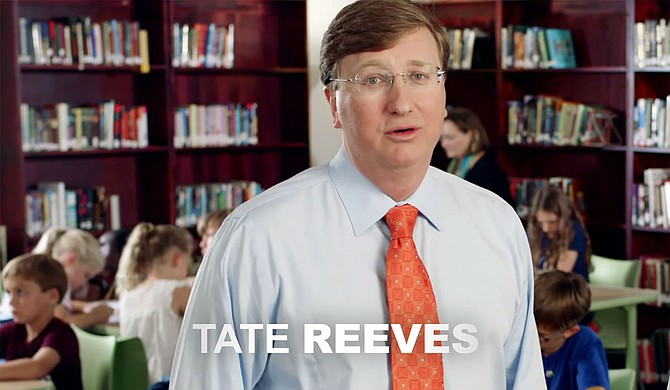 Incoming state leadership, including Gov.-elect Tate Reeves, is unified in its desire for higher teacher pay. But the scope and timeline are still up for debate. Photo courtesy Tate Reeves Campaign