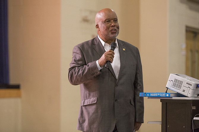 U.S. Rep Bennie Thompson, Mississippi's only Democrat in Congress, called Sunday for a federal investigation after inmates were killed by fellow prisoners across three prisons and an unknown number of inmates were injured in disturbances. Photo by Imani Khayyam